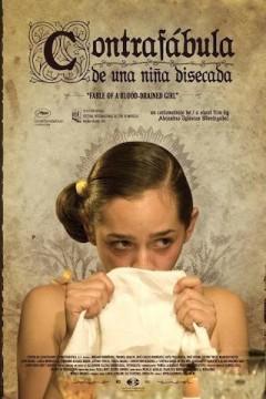 Contrafábula de una niña disecada cortometraje cartel poster