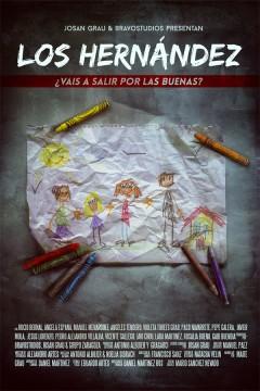 Los Hernández cortometraje cartel poster