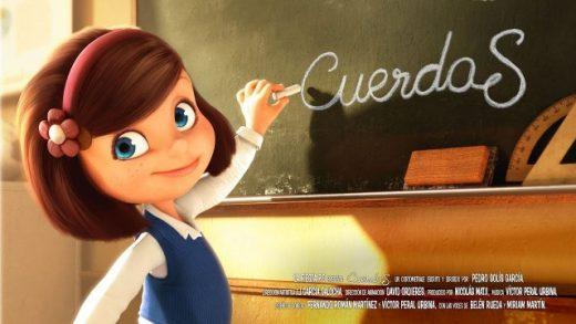 Cuerdas. Cortometraje de animación de Pedro Solís García