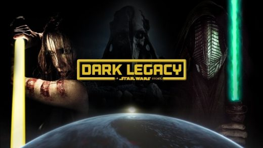 Dark Legacy: A Star Wars Story. Cortometraje de Anthony Pietromonaco