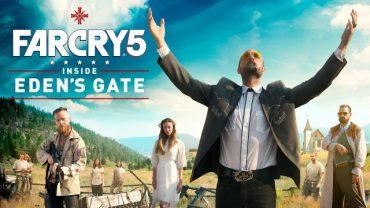 Far Cry 5: Inside Eden's Gate. Cortometraje de Ubisoft