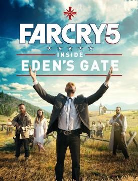 Far Cry 5 Inside Eden's Gate cortometraje cartel poster