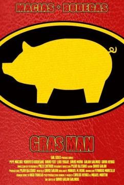 Grasman cortometraje cartel poster
