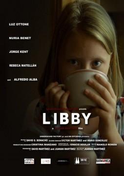Libby cortometraje cartel poster