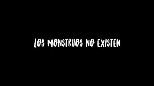 Los monstruos no existen. Cortometraje de terror de Alberto Fuentes