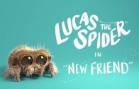 Lucas The Spider – New Friend