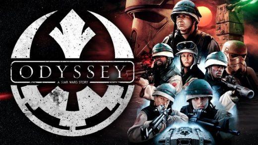 Odyssey: A Star Wars Story. Cortometraje fanfilm de Mark Alex Vogt
