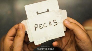 Pecas. Cortometraje español dirigido por Albert Murillo