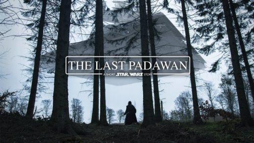 The Last Padawan: A Short Star Wars Story. Cortometraje Jesper Tønnes