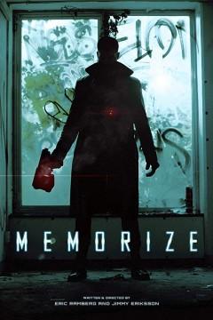 Memorize cortometraje cartel poster