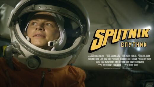 Sputnik. Cortometraje español de ciencia ficción de Vicente Bonet