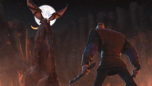 The Legend of Rurik. Cortometraje de animación de la ESMA