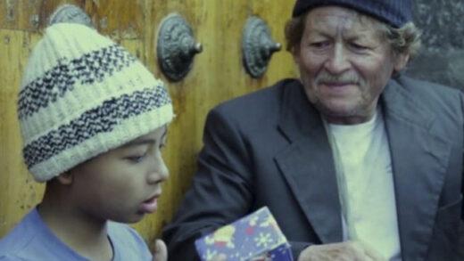 Un deseo de Navidad. Cortometraje navideño de Santiago Fierro