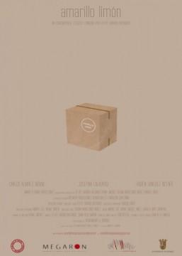 Amarillo limón cortometraje cartel poster