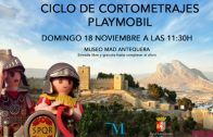 Ciclo de cortometrajes Playmobil en el MAD Antequera