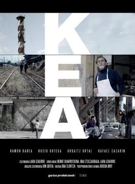 Kea cortometraje cartel poster