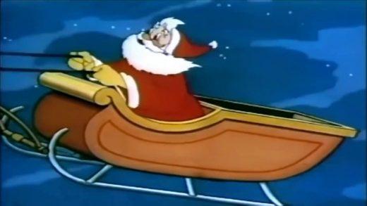 La sorpresa de Santa. Cortometraje de animación de Navidad