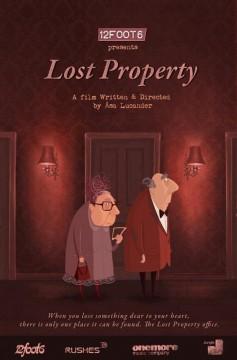 Lost Property cortometraje cartel poster