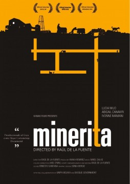 Minerita cortometraje cartel poster