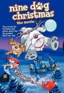¡Guau... qué Navidad! cortometraje cartel poster