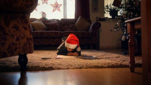 The Winter Boy. Cortometraje de Navidad de Phil Beastall