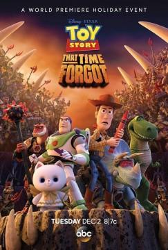 Toy Story: El tiempo perdido cortometraje cartel poster