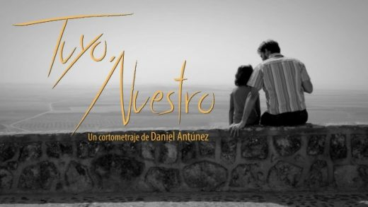 Tuyo, Nuestro. Cortometraje español de Daniel Antúnez