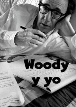 Woody y yo cortometraje cartel poster