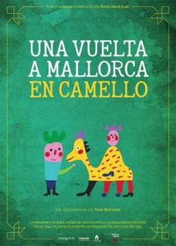 Una vuelta a Mallorca en camello cortometraje cartel poster