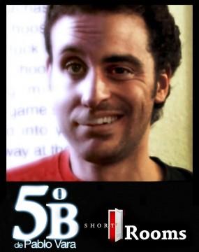 5B cortometraje cartel poster