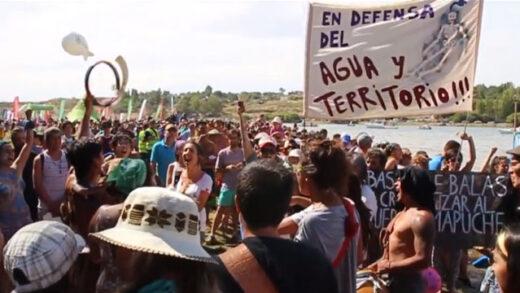 Agua de río. Cortometraje argentino documental de Luciano Nacci