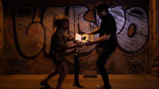 Dramaturgo errante. Cortometraje español de 2112 producciones