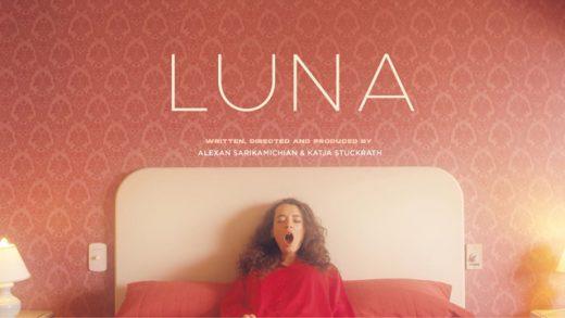 Luna. Cortometraje argentino de Katja Stückrath & Alexan Sarikamichian
