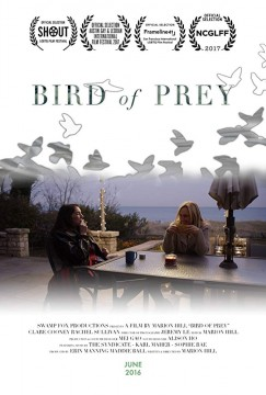 Bird of Prey cortometraje cartel poster