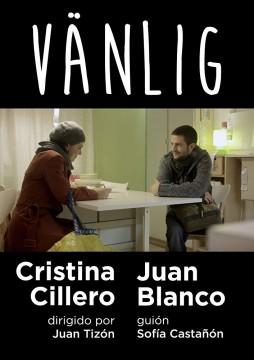Vänlig cortometraje cartel poster