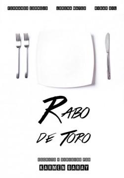 Rabo de toro cortometraje cartel poster