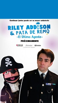 Riley Addison y Pata de Remo 3
