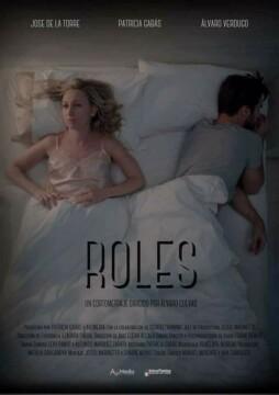 Roles corto cartel poster