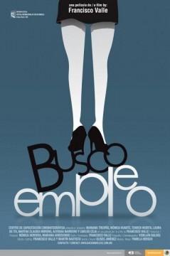 Busco empleo cortometraje cartel poster