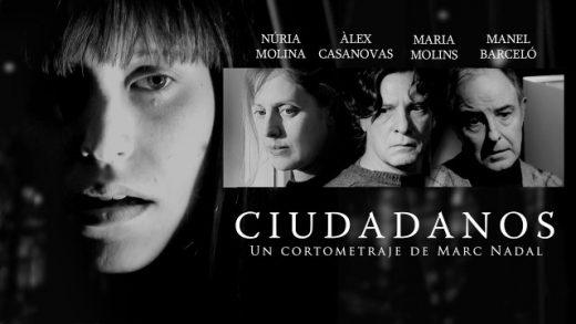 Ciudadanos. Cortometraje español y thriller de Marc Nadal
