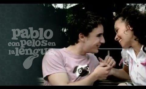Con pelos en la lengua. Pablo 1x03: Follar en un videoclub. Webserie