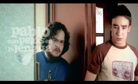 Con pelos en la lengua. Pablo 1x08: La orgía de mi vecina. Webserie