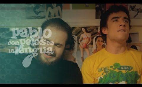 Con pelos en la lengua. Pablo 2x01: La paja más corta. Webserie
