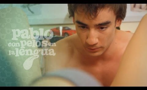 Con pelos en la lengua. Pablo 2x04: Miedo al coño. Webserie española