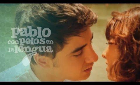 Con pelos en la lengua. Pablo 2x08: Un beso en la boca. Webserie