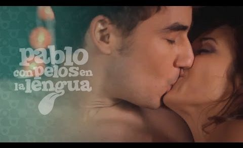Con pelos en la lengua. Pablo 2x09: El mejor polvo de mi vida. Webserie
