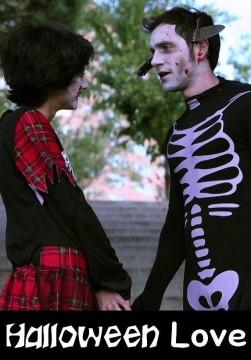 Halloween Love cortometraje cartel poster