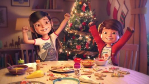 La Noche Mágica de Gaspar. Cortometraje navideño de animación