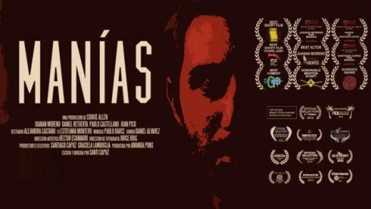 Manías. Cortometraje y comedia negra española de Santi Capuz