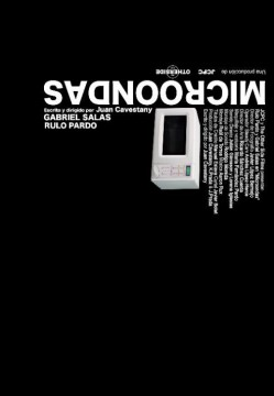 Microondas cortometraje cartel poster